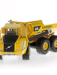 cheap -Toy Cars Toys Construction Vehicle Toys Retractable Truck ABS Plastic Metal Classic & Timeless Chic & Modern 1 Pieces Kids Boys' Girls'