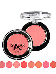 cheap -Blush Dry Powder Coloured gloss Coverage Long Lasting Natural Eye Face