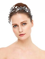 baratos -imitação pérola strass headbands headpiece estilo feminino clássico