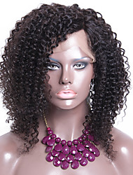 Top Quality Afro Kinky Full Lace Wigs On Sale Indian Glueless Full Lace Human Hair Wig For Black Women