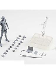 Недорогие -Дисплей Модель Модели и конструкторы PVC Для мальчиков