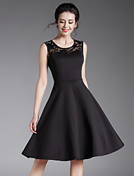 cheap -Maxlindy Women's Going out Daily Party Vintage Swing Little Black Dress