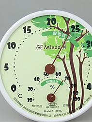 Color random Random Color Ming High Household Indoor Temperature And Humidity meter A Mini Temperature Hygrometer Preciseness