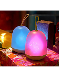 Multi-functional Portable Creative LED Lamp  Night light  Bar lights Camping lamp  Picnic lights  The party lights  Holiday lights  Travel light  1PCS