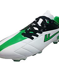 Warrior Soccer Cleats Football Boots Men's Women's Anti-Slip Anti-Shake/Damping Wearproof Ultra Light (UL) Sweat-WickingOutdoor