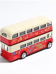 Недорогие -Машинки с инерционным механизмом Строительная техника Автобус Оригинальные Классический Классический и неустаревающий Мальчики