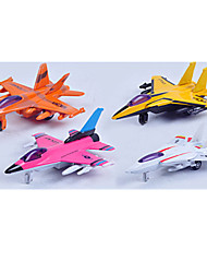 Vehicle Playsets Toy Cars Toys Police car Toys Fighter Metal Alloy Plastic Metal Classic & Timeless Chic & Modern 1 Pieces Boys' Girls'