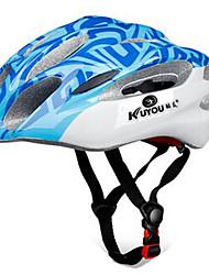 Sportif Unisexe Vélo Casque 15 Aération Cyclisme Cyclisme Cyclisme en Montagne Cyclisme sur Route Cyclotourisme Randonnée Escalade