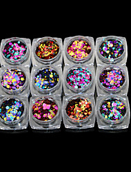 cheap -Other Tools Sequins Glitters Classic Pastel High Quality Daily Nail Art Design