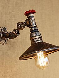 ac 110-130 ac 220-240 40 e27 Land Retro Malerei-Funktion für Mini Stil Glühbirne includedrotatable Licht Schwingarm Lichter Wandleuchte