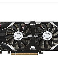 MSI Video Graphics Card GTX1050Ti 1455MHz/7000MHz4GB/128 bit GDDR5