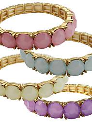 preiswerte -Strang-Armbänder Retro Freundschaft Modisch Opal Aleación Anderen Schmuck Hochzeit Jahrestag Geburtstag Geschenk Modeschmuck