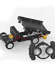 Недорогие -Игрушечные машинки Игрушки Автомобиль Оригинальные ABS Куски