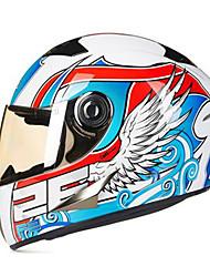 Веон б-500 мотоцикл полный шлем абс анти-туман анти-УФ шлем безопасности унисекса моды
