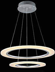 cheap -Modern / Contemporary Pendant Light Ambient Light - LED Designers, 110-120V 220-240V, Warm White Cold White, LED Light Source Included