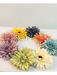 """cheap -Wedding Flowers Round Wrist Corsages Wedding Party/ Evening Bead Dried Flower 6.69""""(Approx.17cm)"""