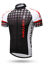cheap -XINTOWN Men's Short Sleeve Cycling Jersey - 1# / 2# / 3# Bike Quick Dry, Breathable, Sweat-wicking
