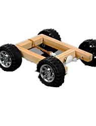 Brinquedos a Energia Solar Kit Faça Você Mesmo Carros de brinquedo Brinquedos Carro Faça Você Mesmo Para Meninos Para Meninas Peças