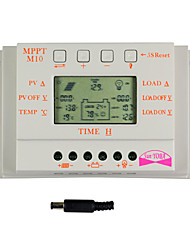 cheap -Y-SOLAR 10A LCD display Solar Charge Controller 12V 24V auto switch M10