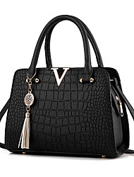 cheap -Women Bags PU Shoulder Bag Rivet for Wedding Event/Party Casual Formal Outdoor Office & Career Winter Spring Summer Fall All Seasons