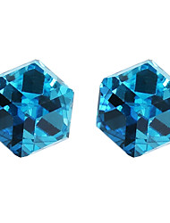 ieftine -Cercei Stud Boem Euramerican Cute Stil Plastic Zirconiu Cubic Bijuterii Nuntă Petrecere Zilnic Casual Sport
