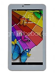 7 дюймов Фаблет (Android 4.4 1024*600 Dual Core 512MB RAM 8GB ROM)