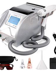 Behandling mod bumser Tatovering Fjernelse Varm og kold indstilling Tænd/sluk kontakt tatovering fjernelse maskine