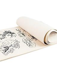 Недорогие -аксессуары для татуировки dragonhawk® 10 x постоянный макияж татуировки практика шкуры питания размер 15 * 20 см
