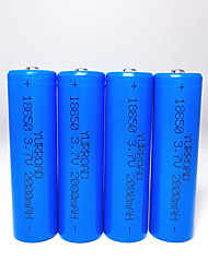 cheap -Battery Battery Cases Rechargeable Emergency Compact Size for 18650 18650