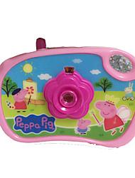 Недорогие -Фигурки животных Игрушки Форма камеры Мерцание проведение Детские 1 Куски