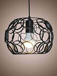 Pendant Light ,  Modern/Contemporary Traditional/Classic Vintage Retro Lantern Others Feature for Mini Style Designers MetalLiving Room