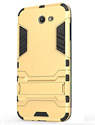 cheap -Case For Samsung Galaxy J7 Prime J5 Prime with Stand Back Cover Armor Hard PC for J7 Prime J7 (2016) J7 J5 Prime J5 (2016) J5 J3 Pro J3