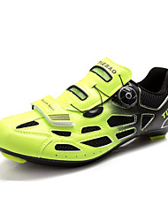 cheap -Tiebao® Bike Cycling Shoes Adults' Breathable Mountain Bike Road Bike Cycling / Bike