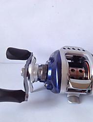 baratos -Molinetes de Pesca Molinete de Isco 6.3:1 Relação de Engrenagem+3 Rolamentos Destro Pesca de Mar - YZ2000