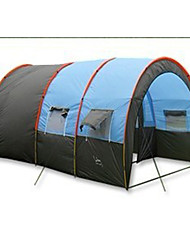 Tenda Singolo Tenda da campeggio Tre camere Tende da campeggio formato famiglia Ompermeabile per Escursionismo Campeggio Viaggi All'aperto