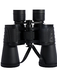10X50 mm Binocolo A mano Da caccia Rivestimento multistrato 180/1000 Messa a fuoco centrale