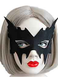 Недорогие -Маски на Хэллоуин Маскарадные маски Игрушки Игрушки Кожа Плюш Тема ужаса Cool Креатив 1 Куски Маскарад День рождения Halloween Подарок