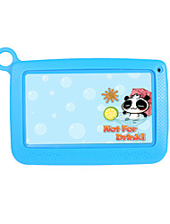 cheap -7 inch Android 4.4 Quad Core 1024*600 TFT Screen 512M/8G 3000mah Kid Tablet