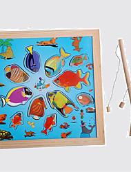 baratos -Quebra-Cabeça / Brinquedos de pesca / Jogos Pai e Filhos Pato / Peixes Novidades 1pcs Crianças Para Meninos