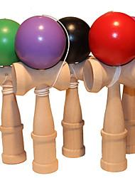 preiswerte -Lindert Stress Bälle Freizeit Hobbys Spielzeuge Neuartige Sphäre Holz Regenbogen Für Jungen Für Mädchen
