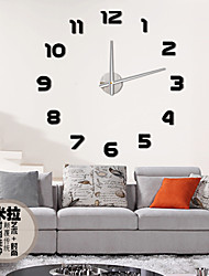 1 PC NEW Best Wood Wall Clock Vintage Quartz Large Wall Watch Roman Numbers European Style Mordern Design Wall Clocks
