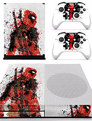 abordables -B-SKIN XBOX ONE  S PS / 2 Autocollant Pour Xbox One S ,  Nouveautés Autocollant PVC 1 pcs unité