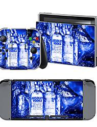 abordables -B-SKIN 任天堂 Switch/NS Adhesivo para Interruptor de Nintendo Portátil Novedades #