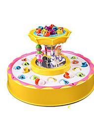 baratos -Brinquedos de pesca Pinguim / Peixes / Cavalo Criativo / Novidades / Elétrico Crianças
