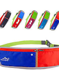 cheap -Belt Pouch/Belt Bag for Climbing Camping & Hiking Fitness Traveling Running Jogging Sports Bag Ultra-thin Close Body Running Bag All