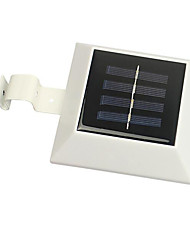 Solar Lights 4LED Solar Fence Lights Sink Lights Home Solar Night Light