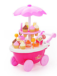 cheap -Ice Cream Cart Toy Toy Car Pretend Play Ship Furniture Ice Cream Kid's Gift 1pcs