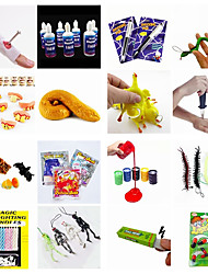 cheap -Gags & Practical Joke Cool / Novelty Plastic / Paper / ABS 16 pcs Fashion Gift