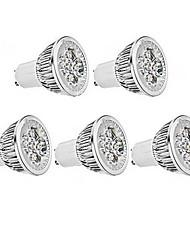 お買い得  -350-400 lm GU10 E26/E27 LEDスポットライト MR16 1 LEDの 温白色 クールホワイト AC85-265V