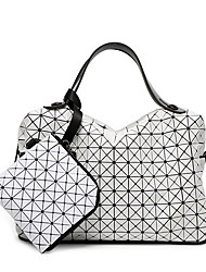 cheap -Women Bags Silica Gel Bag Set 2 Pieces Purse Set for Wedding Event/Party Casual Sports Formal Outdoor Office & Career All Seasons Blue